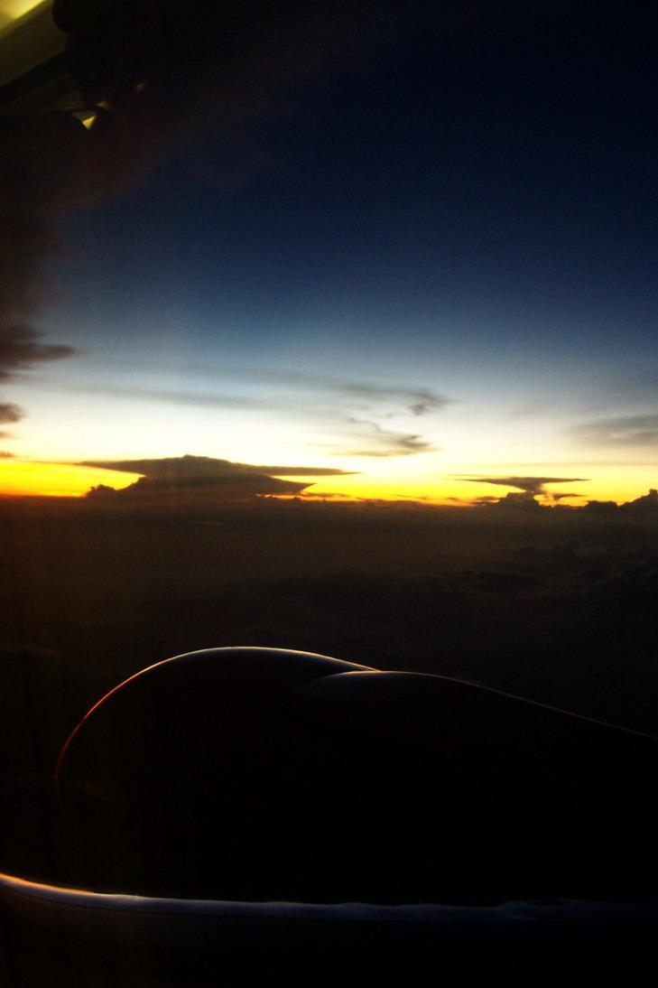 sunset-at-26000-feet