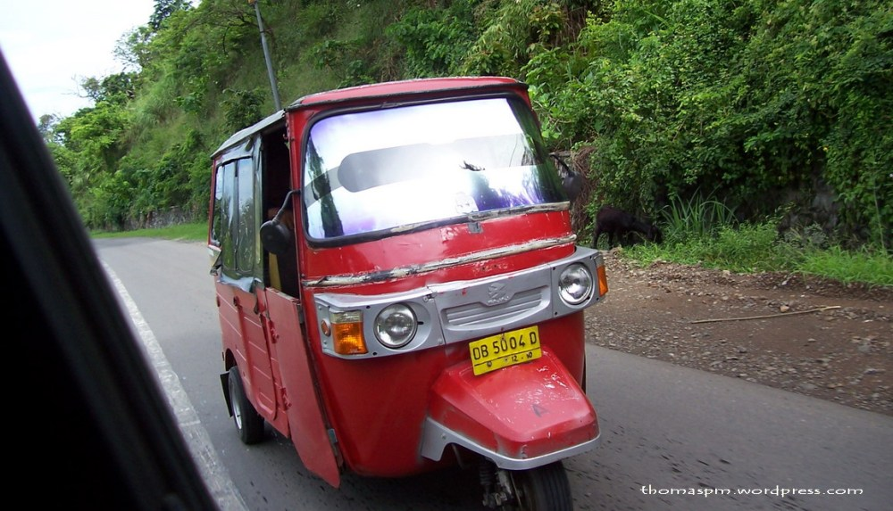 Transportation in Kotamobagu City