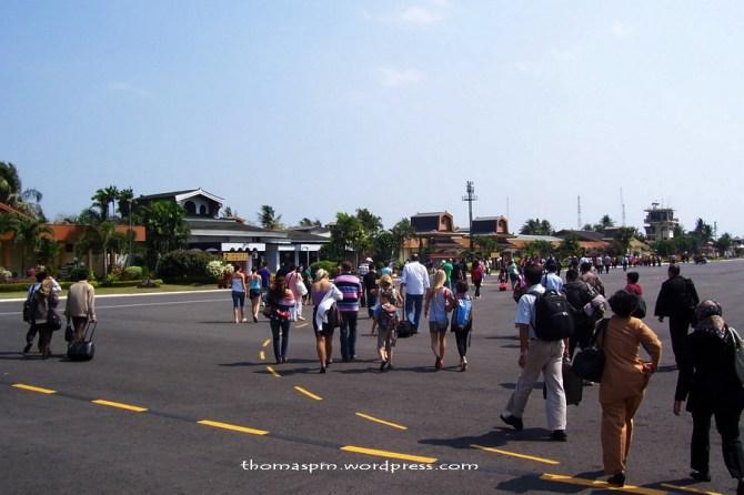 Landing di Selaparang