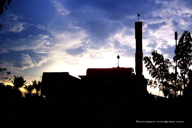 Masjid Graha Raya