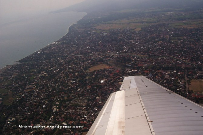 Mataram from the Sky