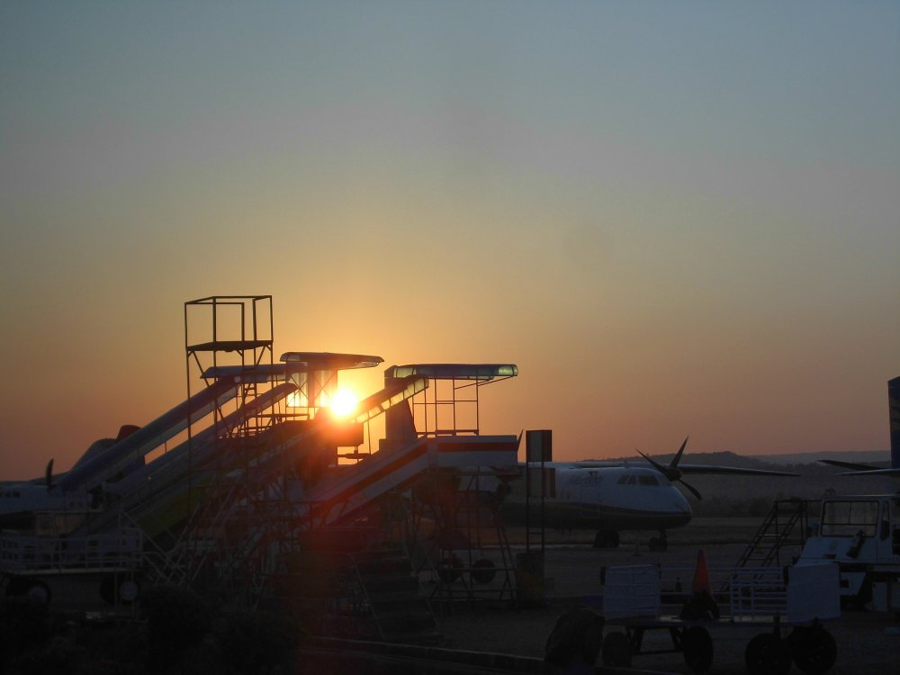 Sunrise @El Tari